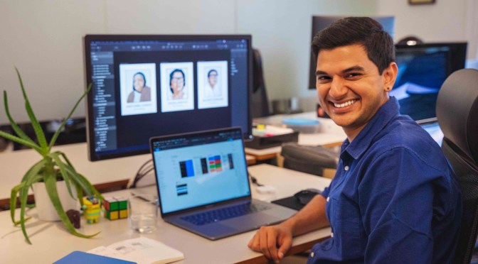 Meet Tushar, UX Designer at Truecaller