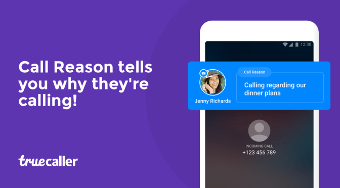 Call Reason: The Evolution of Caller ID