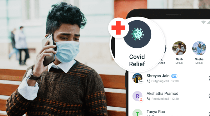 Truecaller's Covid Healthcare Directory Launches in India