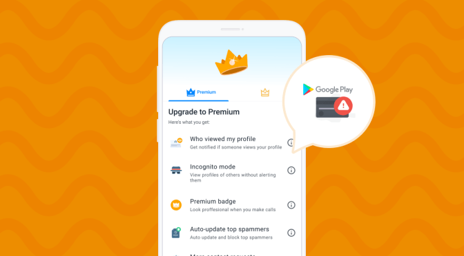 Keep Your Truecaller Premium and Gold Perks