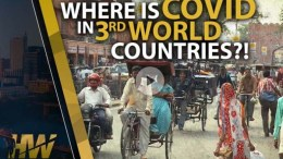Where Is Covid In 3rd World Countries?