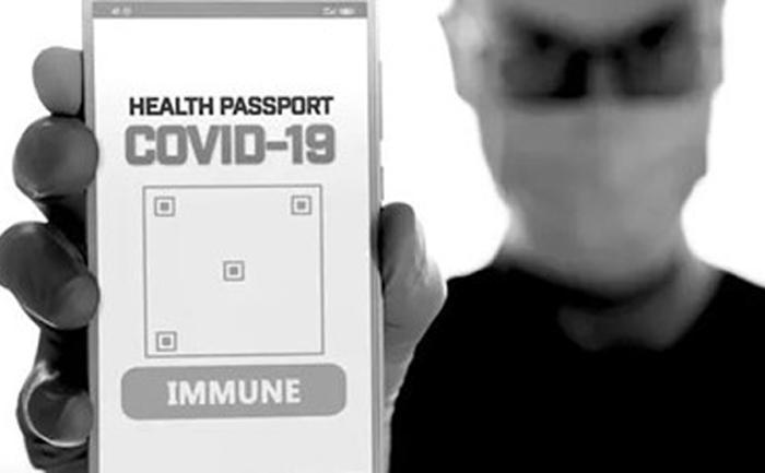 vaccine passport propaganda