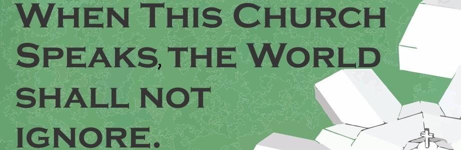 TRUE CHURCH of the LORD JESUS CHRIST SPEAKS