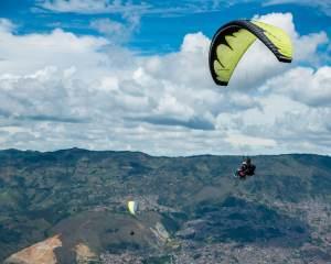 Paragliding-San Felix