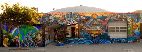 City Mural Projects