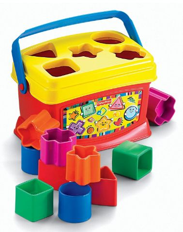 Fisher Price Babys First Blocks Shape Sorter