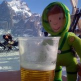 Right I'm off skiing