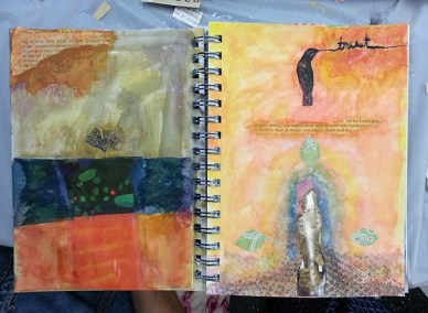 Visual Art Journaling