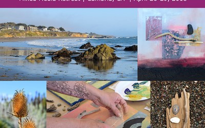 Mixed Media Retreat 2018 – Registration is Now Open