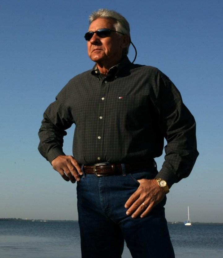Charlie Wells, Sheriff of Manatee County, retired