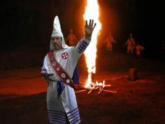 KLAN NO MORE! Wife & stepson arrested for killing KKK leader