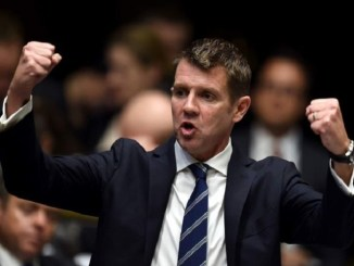REVEALED! Mike Baird stops caring for 'sick family' to work as bank honcho instead