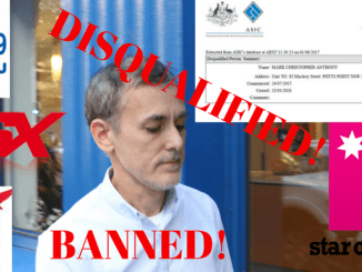 """""""DISQUALIFIED""""! SameSame & SX Magazine owner Mark Anthony banned by ASIC as queer media implodes with crimes & cover-ups"""