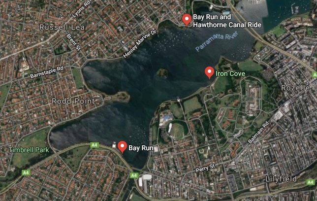 Bay Run Google Maps.JPG