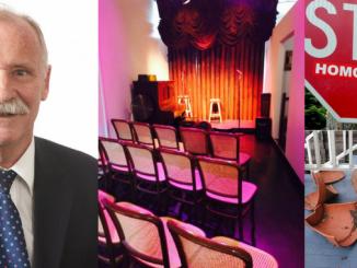 BARRISTER GOES 'BERSERK'! Elite Melbourne lawyer under police investigation over alleged homophobic rage at cabaret club