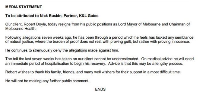 Doyle statement from lawyers.jpg