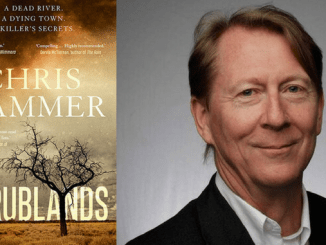 CRIME CULTURE: Scrublands by Chris Hammer