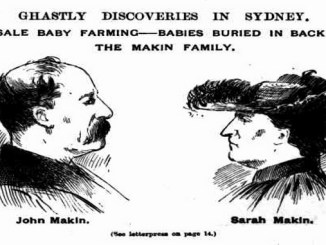 """BY SOME FOUL MEANS""! The Makins & the baby farming murders"