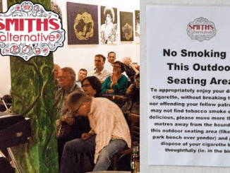 WHERE THERE'S SMOKE, THERE'S CONFUSION? Smith's Alternative, ACT smoking laws & a clash of words
