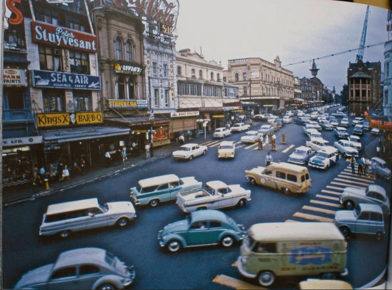 Kings Cross 1960s