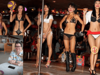 """HOLD ON TO YOUR PONYTAILS! Anti-gay LNP MP George Christensen & his Filipina fiancée with the sexy lesbian past who the """"member for Manila"""" met while allegedly trawling sex bars in the Philippines"""