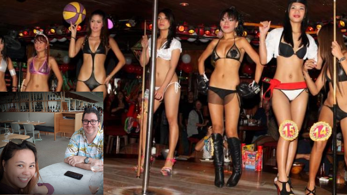 "HOLD ON TO YOUR PONYTAILS! Anti-gay LNP MP George Christensen & his Filipina fiancée with the sexy lesbian past who the ""member for Manila"" met while allegedly trawling sex bars in the Philippines"