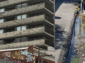 OUR HAUS IS A VERY, VERY, VERY BAD HOUSE! Property pollution plagues Yarra Council