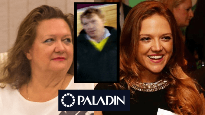 """CAUSE OF MYSTERY SUICIDE & WHY GINA RINEHART THREATENED TO SUE US FINALLY REVEALED! Paladin director Jeremiah John Rouwhorst alleged to have taken own life after """"horrendous text messages"""" sent to him by billionaire's favourite daughter"""