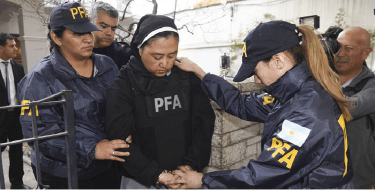 VATICAN TURNS BLIND EYE! Japanese nun arrested for helping priests rape deaf children in Argentina