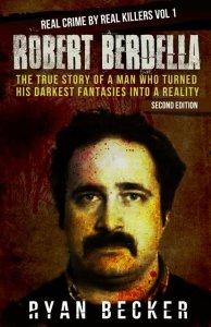 robert berdella book Cover By Ryan Becker