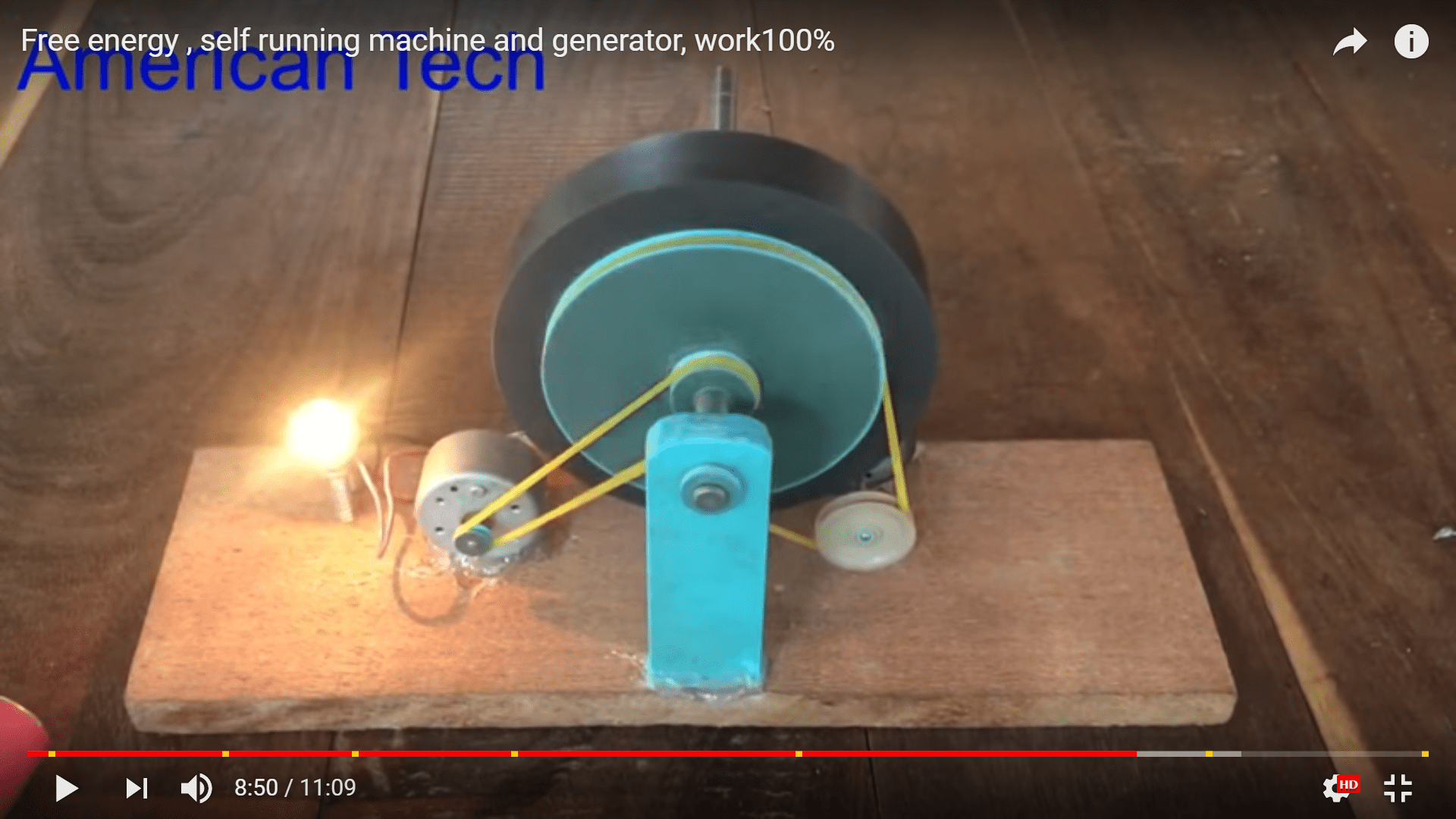 New Energy Now Stargate Part 1 Electric Motor Magnetic