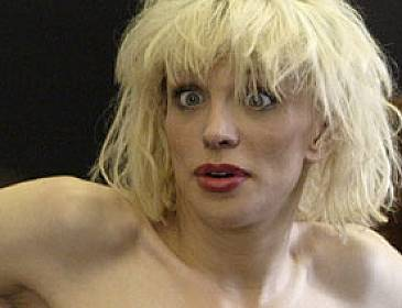 "Courtney Love: ""Say whaa?"""