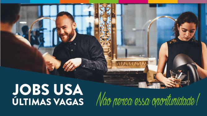 Jobs USA – Últimas Vagas