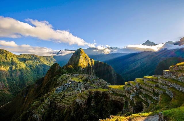 Destinos na America do Sul - Peru