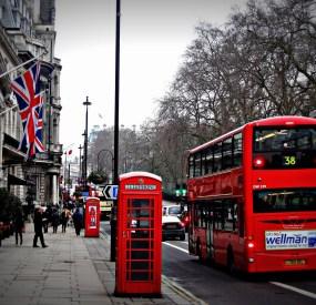 Estude em Londres a partir de 105 libras por semana