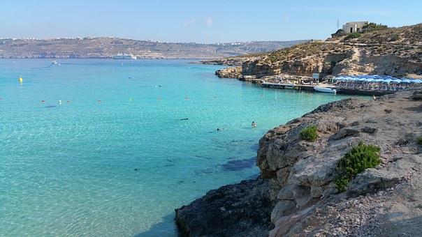 Intercâmbio na ilha de Malta, na Europa