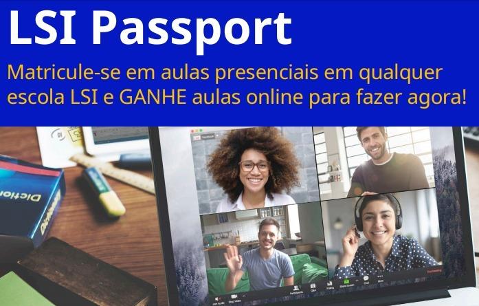 Descontos e aulas online grátis da LSI