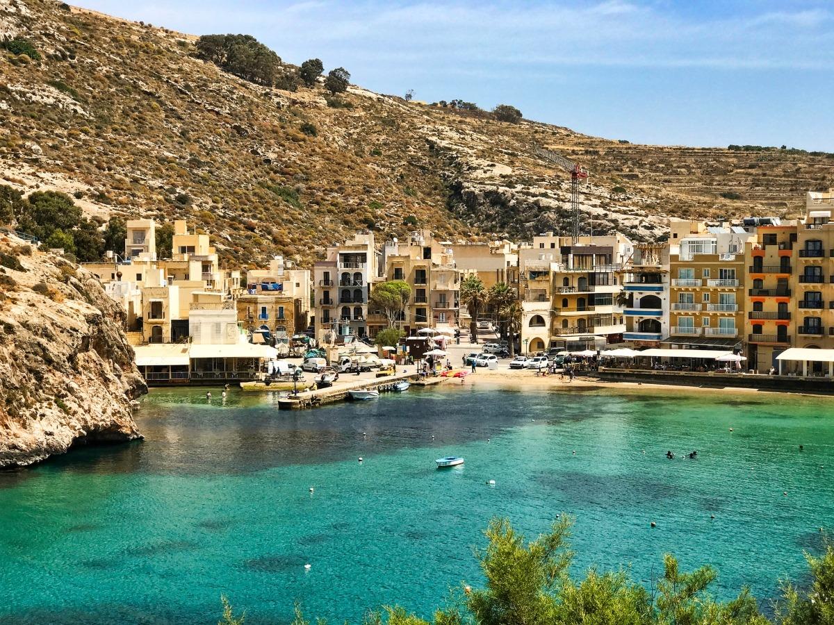 Malta pagará para turistas vacinados visitarem as ilhas do país