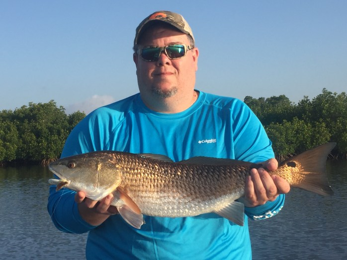 Redfish Fly Fishing