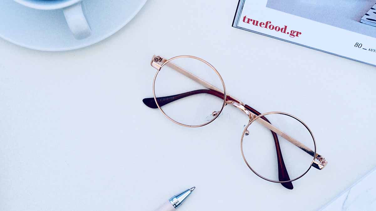 Τροφές για καλή όραση