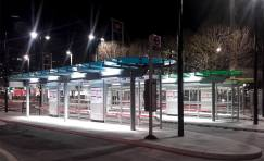 East Croydon Bus Station Shelters