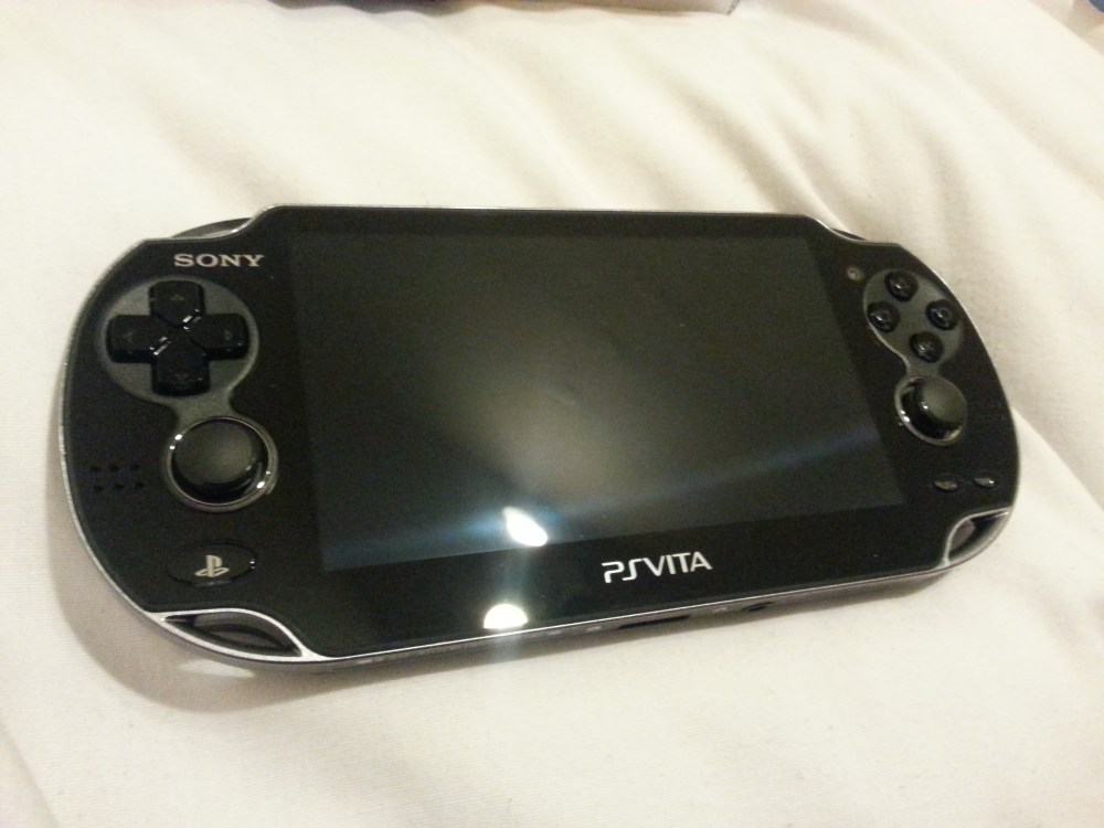 The PS Vita Is Here! (4/5)