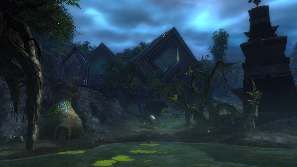 Let's Visit Tyria - All the Vistas in Guild Wars 2 - Brisban Wildlands (6/6)