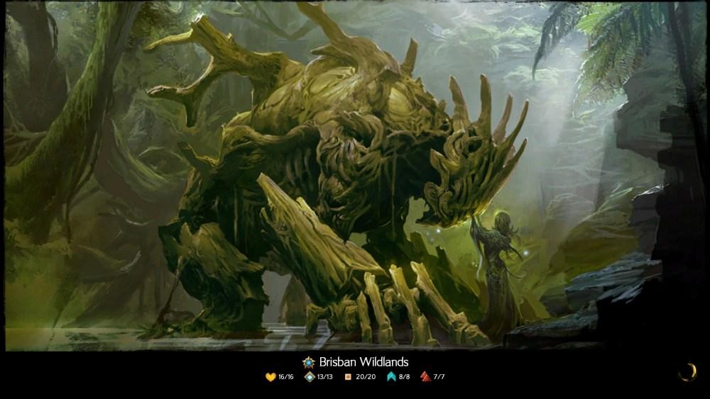 Let's Visit Tyria - All the Vistas in Guild Wars 2 - Brisban Wildlands (2/6)