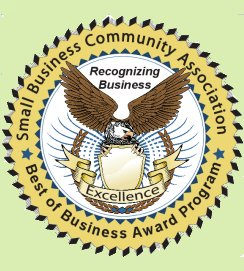 Best of Business Award Program - Small business community Association