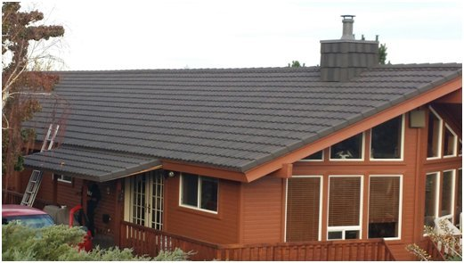Incline Village Completed Metal Roof Job.