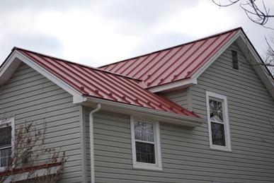 Lake Tahoe Metal Roofing completed jobs!