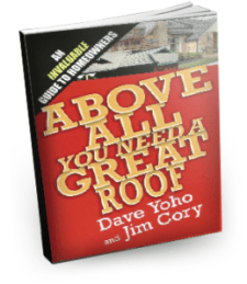 Above All You Need a Great Roof Free ebook
