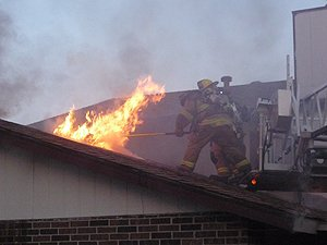 Breaking down roofing materials – which are combustible?