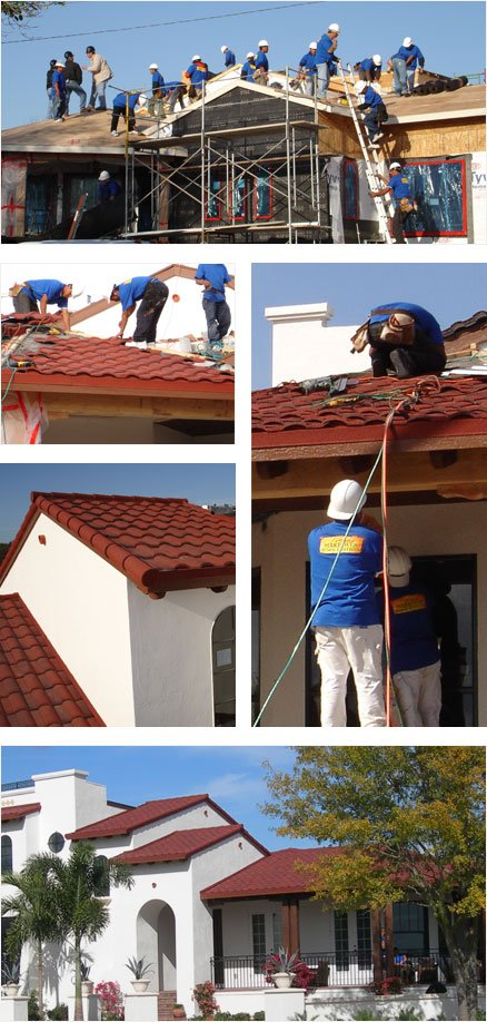 Gerard Metal Roof Makeover - true Green Roofing Solutions